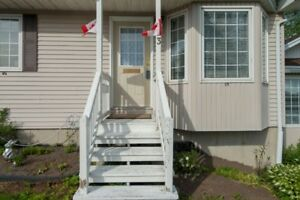 2 BEDROOM GARDEN HOME EAST SAINT JOHN