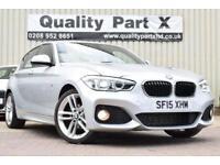 2015 BMW 1 Series 1.5 116d M Sport Sports Hatch (s/s) 5dr