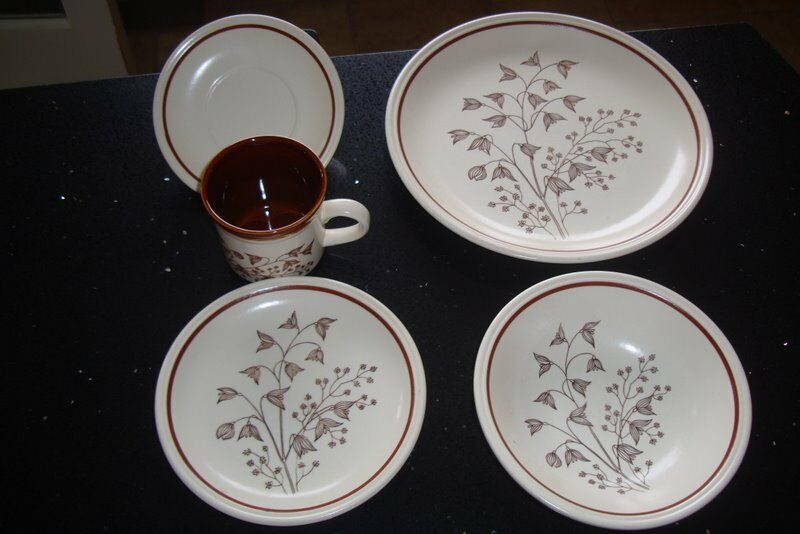 Bilton country style crockery