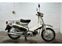 1999 JDM Honda C50 Little Cub Cubra Ltd Edition