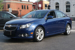 2012 Chevrolet Cruze RS SPORT PKG ONLY 50,000 KMS!!!!!!!!!!!!!!!