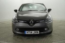 2014 Renault Clio DYNAMIQUE MEDIANAV ENERGY DCI S/S Diesel grey Manual