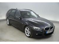 BMW 3 Series 318d M Sport 5dr Step Auto [Business Media]