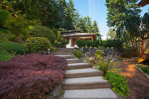 Beautifully crafted island getaway on Cates Hill North Shore Greater Vancouver Area image 9