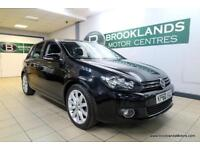 Volkswagen Golf TDi 2.0 TDI GT 140 DSG Auto [2X SERVICES and LOW MILES]