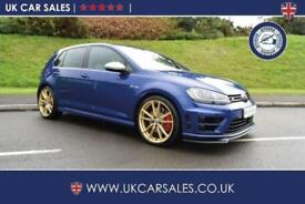 2016 Volkswagen Golf 2.0 TSI BlueMotion Tech R Hatchback DSG 4MOTION 5dr