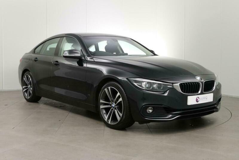 2019 BMW 4 Series 420I Sport Gran Coupe Auto Saloon Petrol Automatic
