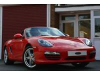 2009 Porsche Boxster 2.9 GEN II MANUAL VERY LOW MILEAGE Convertible Petrol Manu