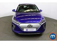 2021 Hyundai Ioniq 100kW Premium 38kWh 5dr Auto Hatchback Electric Automatic