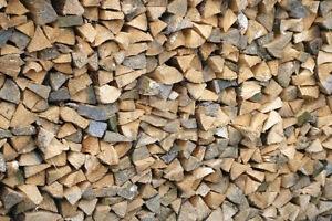 2 Cords Dried Hardwood $650