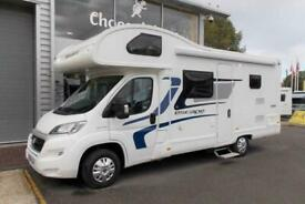 Swift Escape 696 Motorhome
