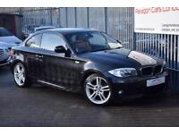 2011 BMW 1 Series 118 Coupe 2.0d 143 M Sport St6 Diesel black Automatic