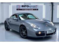 2008 Porsche Cayman 2.7 2dr COUPE Petrol Manual