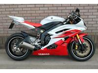YAMAHA R6 SUPER SPORTS