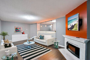 Fully Renovated with HUGE Private Backyard!