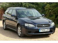 2005 Subaru Legacy 2.0i 5dr Auto ESTATE Petrol Automatic