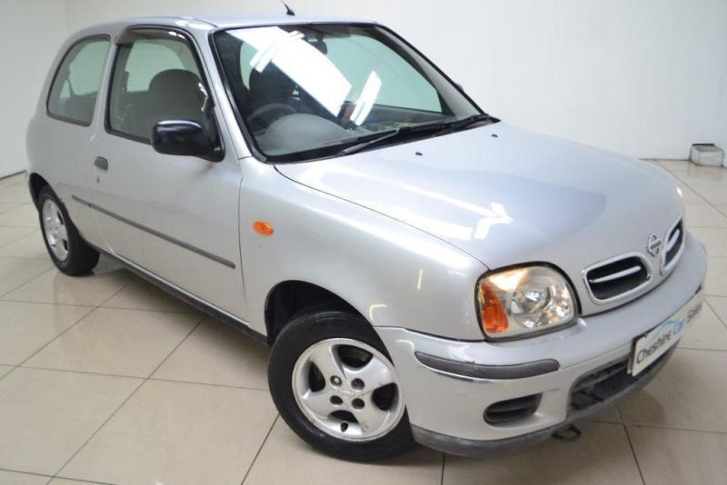 2002 02 nissan micra 1 0 s 3d 59 bhp in dukinfield manchester gumtree. Black Bedroom Furniture Sets. Home Design Ideas