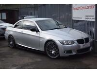 2010 BMW 3 Series 330 Convertible 3.0d 245 M Sport St6 Diesel silver Automatic
