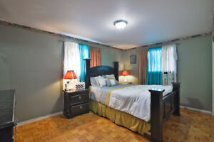 Beautiful bedroom for rent (Near Humber college North)