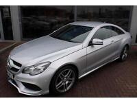Mercedes E350 BLUETEC AMG SPORT. VAT QUALIFYING