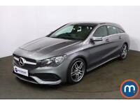 2018 Mercedes-Benz CLA CLA 180 AMG Line 5dr Tip Auto Estate Petrol Automatic