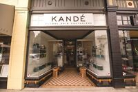 20% Off at Kande Global Hair Couturiere