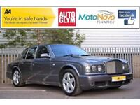 2003 Bentley Arnage 6.8 T 4dr Petrol grey Automatic
