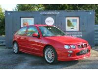 2003 MG ZR 1.8 VVC 160 COMPETITION WINNER AND OUTSTANDING HISTORY HATCHBACK Petr