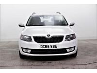 2016 Skoda Octavia SE L TDI Diesel white Manual