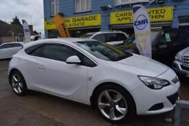 2013 13 VAUXHALL ASTRA GTC 1.4 TURBO SRi GOOD AND BAD CREDIT FINANCE AVAILABLE