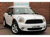 Mini Countryman 1.6 One SALT Pack Automatic Petrol 5 Door Hatchback in White