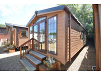NEW Sunrise Lodge | 40x14 Mobile Annexe | 3 bed Static Cabin | CanExel Cladding!