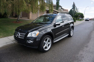 2009 Mercedes-Benz GL-Class 550 SUV, Crossover