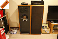 Reduced - Radford Studio 90 speakers and stereo system