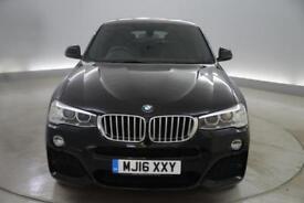 BMW X4 xDrive35d M Sport 5dr Step Auto