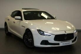 2014 Maserati Ghibli DV6 Auto Saloon Diesel Automatic