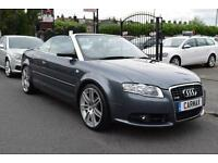 2007 Audi A4 Cabriolet 2.0TD S Line, Diesel, Manual, Convertible