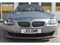 GOOD CREDIT CAR FINANCE AVAILABLE 2007 07 BMW Z4 3.0i COUPE AUTOMATIC