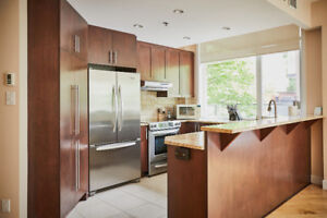 Grand 4 1/2 a louer a Westmount Large 4 1/2 to rent in Westmount