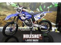 2012 YAMAHA YZ 125 MOTOCROSS BIKE, SM PRO WHEELS, PRO CIRCUIT EXHAUST SYSTEM
