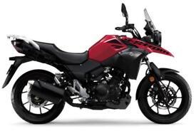 Suzuki V-Strom DL250 AL8 TEST RIDE TO DAY LOW RATE FINANCE