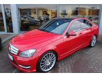 Mercedes C250 CDI BLUEEFFICIENCY AMG SPORT PLUS