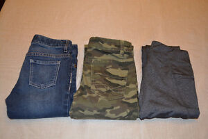 3 pairs of Girls Pants Size:10 for $15 total Kingston Kingston Area image 2