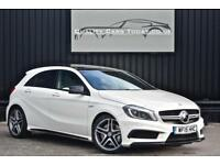 Mercedes A45 AMG 4MATIC *AMG Exclusive Pack + Pan Roof + Reverse Cam + Nav + etc