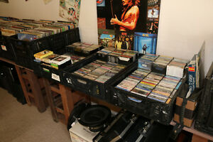 Tons of LP's, Cassette's and more