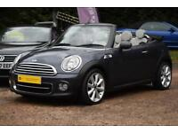 MINI 2.0TD COOPER AVENUE PACK AUTO, SODA LOUNGE LEATHER, 49,000 MILES ONLY