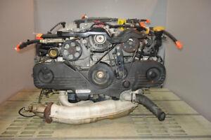 JDM Subaru Impreza Engine 2000 2001 2002 2003 2004 2005 EJ25