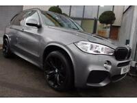 "BMW X5 XDRIVE40D M SPORT-PAN ROOF-7 SEATER-20"" ALLOYS"