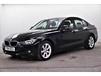 2014 BMW 3 Series 316D ES Diesel black Automatic