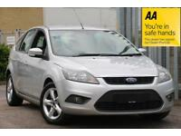 Ford Focus 1.6 2009 Zetec BARGAIN CAR 1 OWNER NOT TO BE MISSED!!